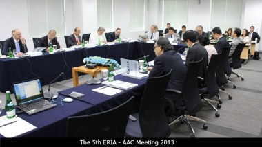 The 5th of AAC Meeting of ERIA was held: More quality researches in coming years