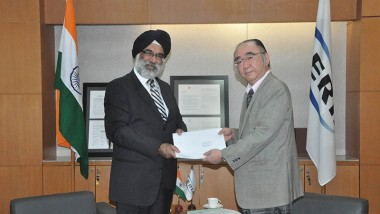Executive Director of ERIA meets Ambassador of India in Indonesia