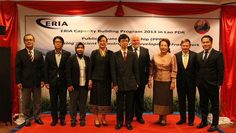 Lao PDR Increases Interests in Efficient Infrastructure Development Framework