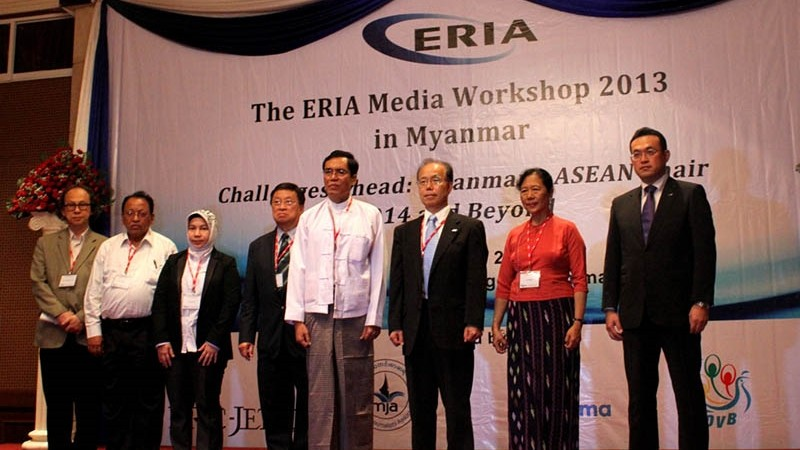 Opportunities and Challenges Ahead: Myanmar's ASEAN Chair 2014