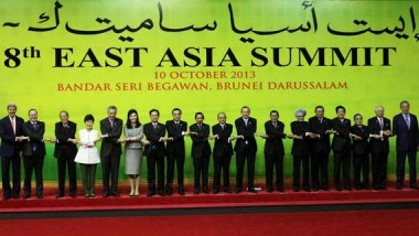 The EAS Leaders Encourage Support to the ASEAN and EAS Activities