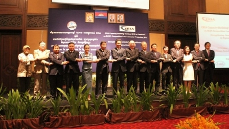 Cambodia Aims High on Economic Growth