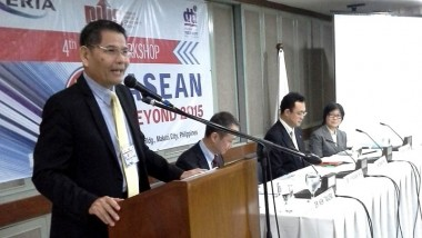 From Challenges, Imperatives and Adjustments on ASEAN Beyond 2015 and the Philippines