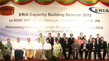 Myanmar Gears Up for AEC and Beyond
