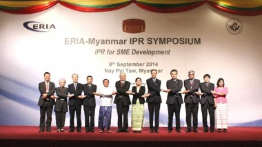 IPR Protection Pivotal to Myanmar's SMEs Development and Innovation