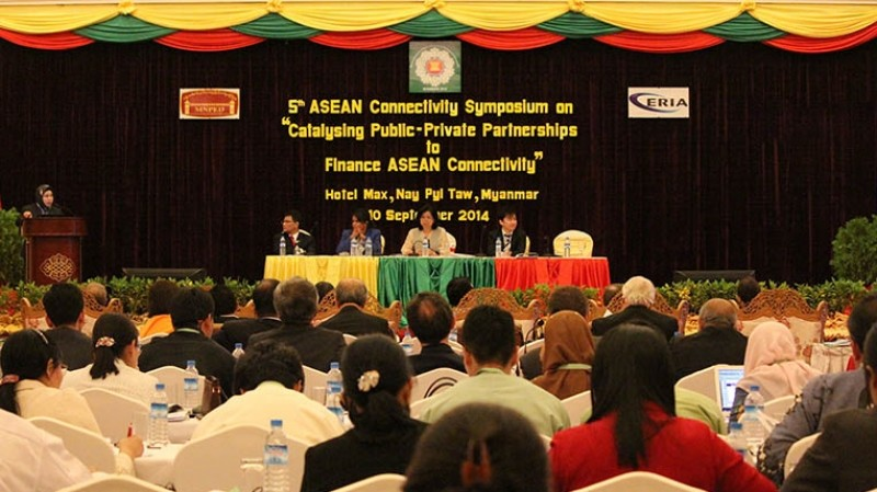 Public-Private Partnership Crucial for the Success of ASEAN Connectivity