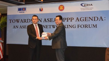 ERIA launched ASEAN PPP Guidelines