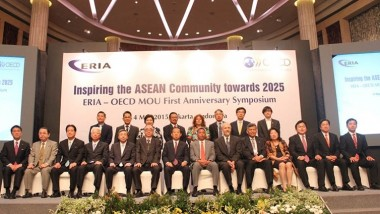 ERIA-OECD Promotes Good Practices and Economic Integration in East Asia