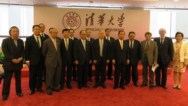 ERIA Executive Director Joins a Delegation led by H.E. Mr. Nikai on Visit to China