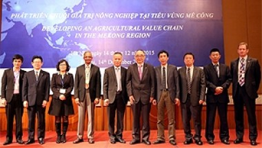 Developing an Agricultural Value Chain in the Mekong Region