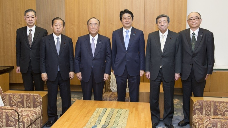 Government of Japan Strongly Supports ASEAN Integration and Future of ERIA