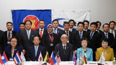 Deepening Cooperation between ERIA and Parliamentary Members of ASEAN Member States