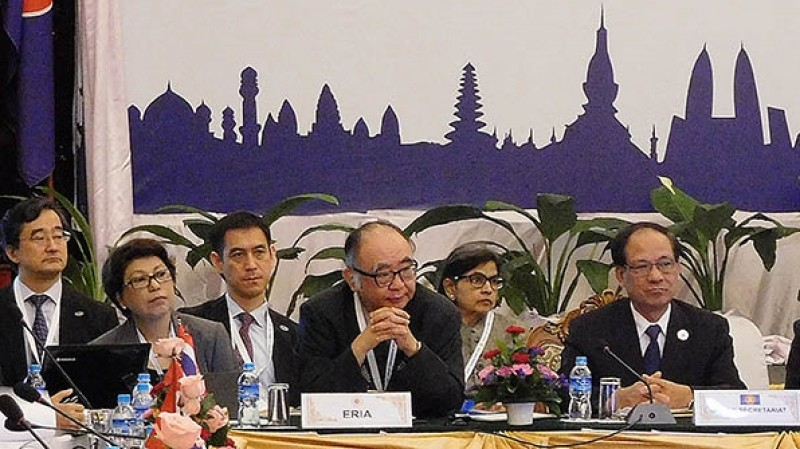 Highlights of ERIA's Participation in the 48th ASEAN Economic Ministers Meetings