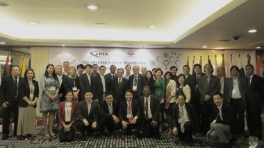 ERIA and Vientiane Times Organise the Fifth ERIA Editors' Roundtable