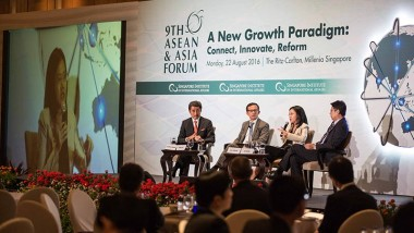 Asia Forum: Indonesia Shifts Strategy to Achieve High Investment-led Growth