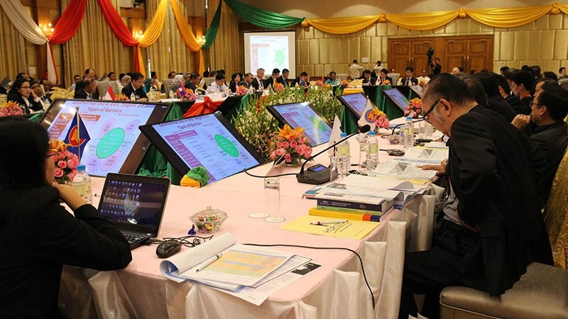 ERIA's Participation at the 34th ASEAN Ministers on Energy Meeting and 10th EAS Energy Ministers' Meeting