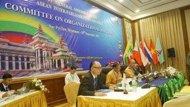 ERIA Attends the 37th General Assembly of the ASEAN Inter-Parliamentary Assembly
