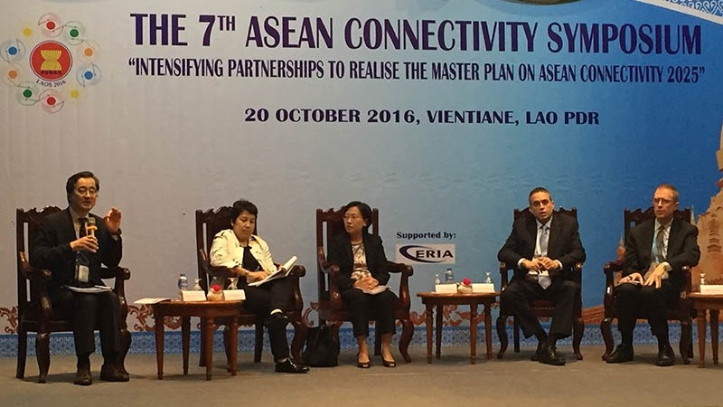 ERIA Hosts 7th ASEAN Connectivity Symposium