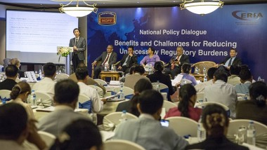 Yangon National Policy Dialogue Brings Business and Government Together to Discuss Regulatory Burdens