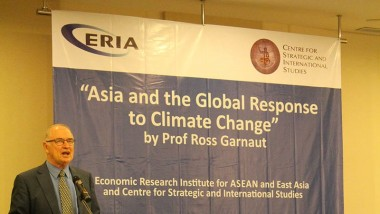 Prof Ross Garnaut Public Lecture: Asia and the Global Response to Climate Change