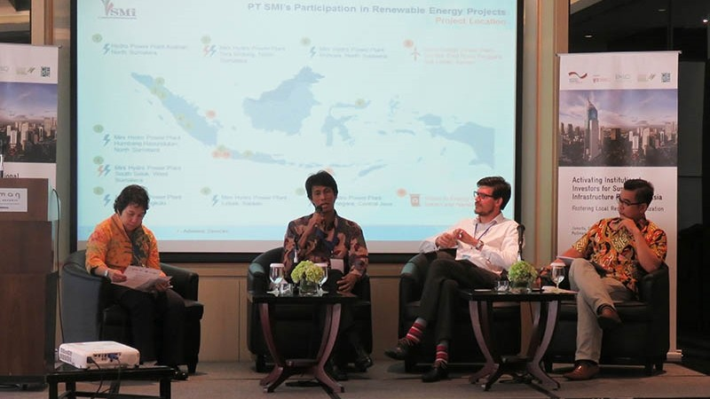 Activating Institutional Investors for Sustainable Infrastructure Finance in Asia