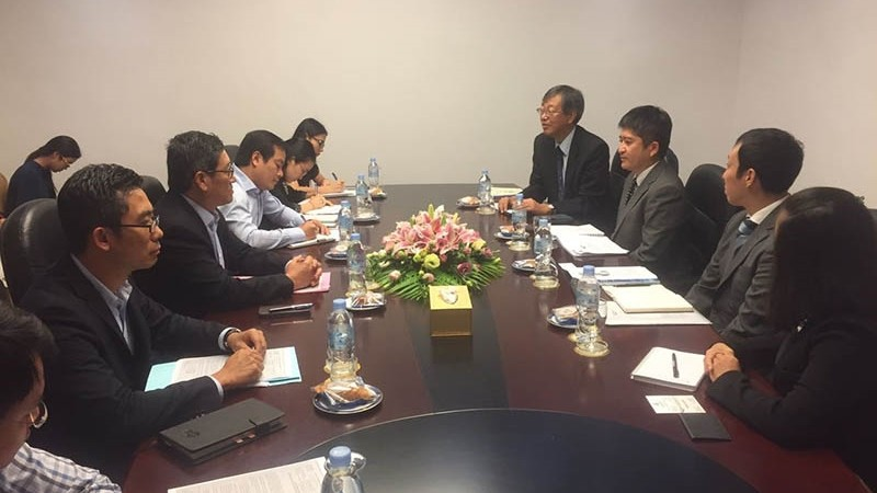 ERIA Research Team Meets with Cambodian Minister to Discuss CADP 2.0 and IDP