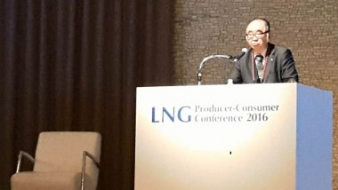 President of ERIA Gives Keynote Speech at the 5th LNG Producer-Consumer Conference