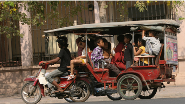 Uber Could Face Stiff Resistance in Cambodia's Crowded Ride-Hailing Market