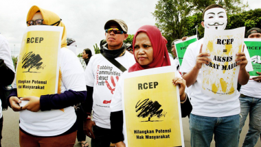 Opinion Piece - The RCEP Has Become More Relevant than Ever