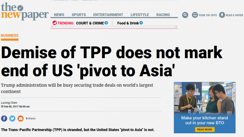 Opinion piece demise of tpp does not mark end of us pivot to asia opinion piece demise of tpp does not mark end of us pivot to asia thecheapjerseys Gallery