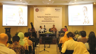ERIA and CSIS Launch New Website on Indonesian Economy