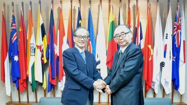 ERIA Appoints Prof Jun Arima as Senior Policy Fellow for Energy