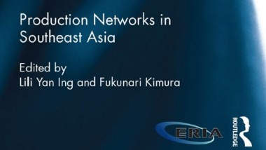 ERIA - Routledge New Book: Production Networks in Southeast Asia