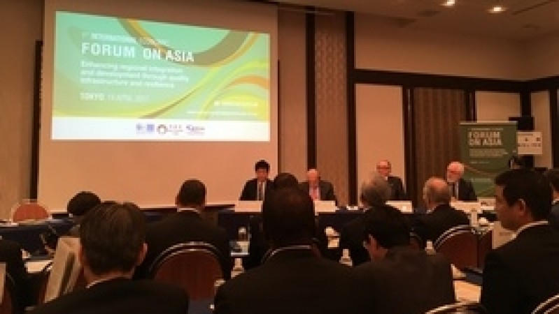 ERIA, OECD, and Japan's MOFA Organise the First International Economic Forum on Asia
