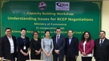 RCEP Discussed at Ministry of Commerce, Cambodia