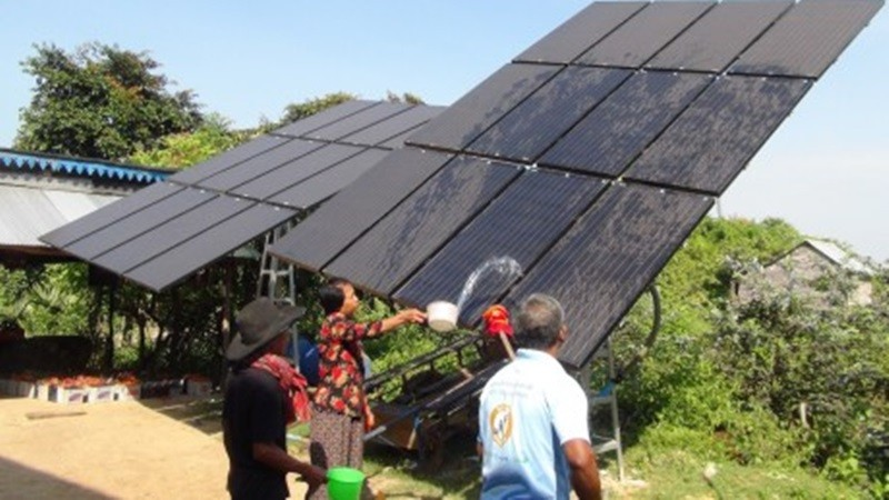 Solar Power for Poor Rural Households in ASEAN: Lessons from Cambodia
