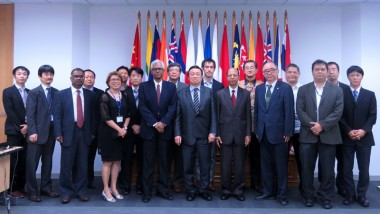 ERIA Holds the 9th AAC Meeting