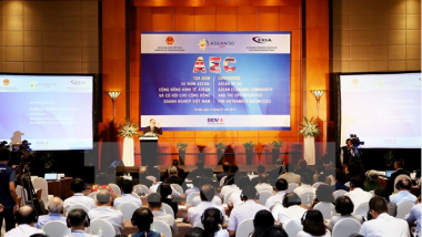 Article - Conference talks AEC opportunities for Vietnamese businesses
