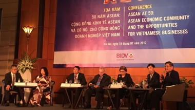 Vietnamese Businesses Learn about the Benefits of the ASEAN Economic Community
