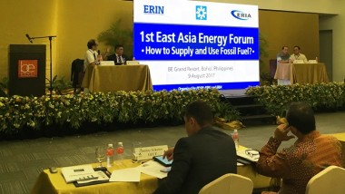 ERIA, ERIN, and the Philippines Department of Energy Organise 1st East Asia Energy Forum