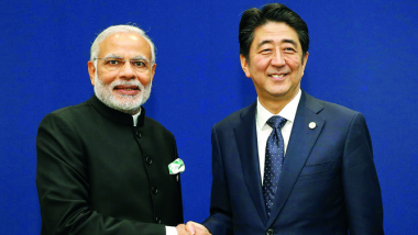 Article - Asia-Africa Report: Abe and Modi eye African cooperation