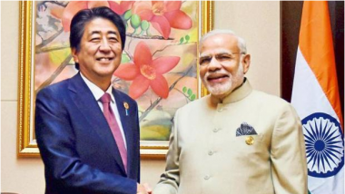 Article - Shinzo Abe's India visit may see launch of Asia Africa Growth Corridor