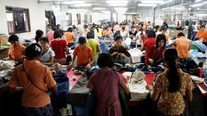 Learning from the Japanese Experience - Creating an Industrial Push in Myanmar