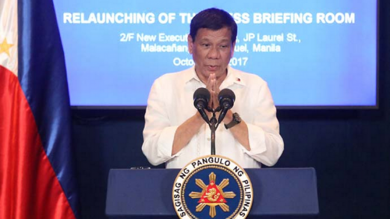 Article - Duterte invites EU to help solve PH drug problem
