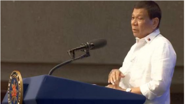 Article - Duterte to the West: Want to help us? Do it the civilized way