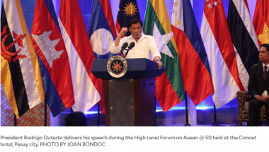 Article - 'Asean way' needs reassessment--experts
