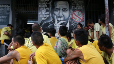 Article - Duterte changes tack in drug war amid mounting protests, declining popularity