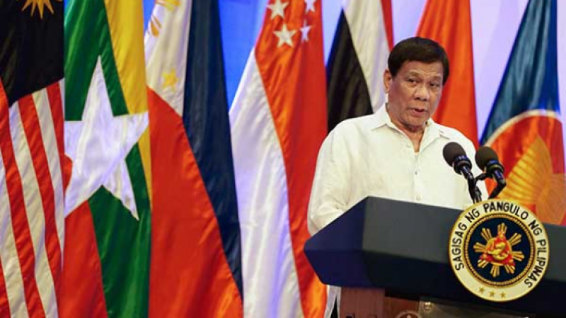 Article - Duterte tells Western critics: Join anti-drug fray