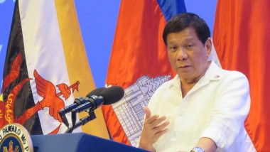 Empower the ASEAN Peoples, President Duterte Tells Govts