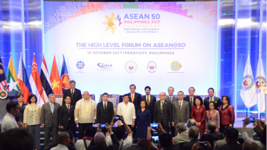 Article - The High-Level Forum On ASEAN@50